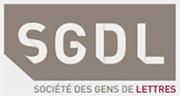 LogoGris société gens de lettres
