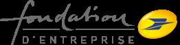 logo fondation la poste