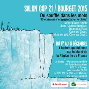 Salon COP 21 / Bourget 2015
