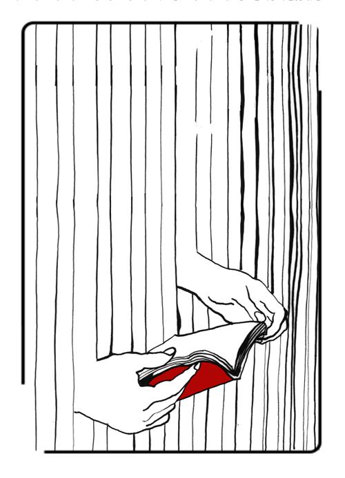 ... en prison